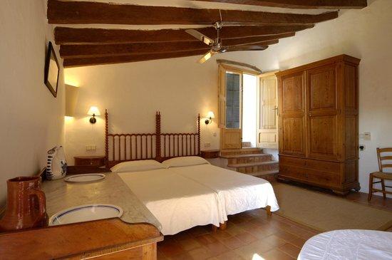 """Finca Es Castell: Superior Double room """"Es Señor"""""""