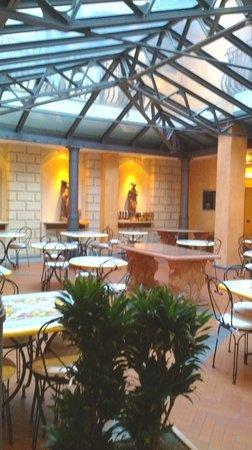 Hotel Alba Palace: Sala colazione