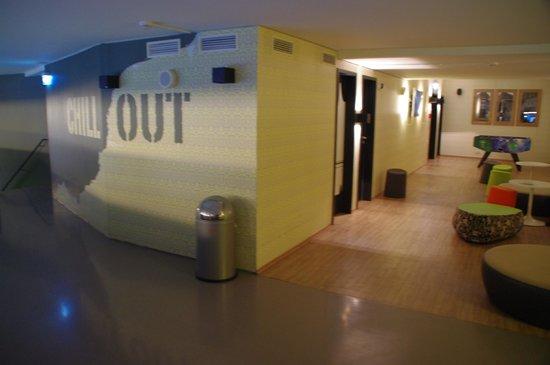 Generator Hostel Hamburg: Chill out