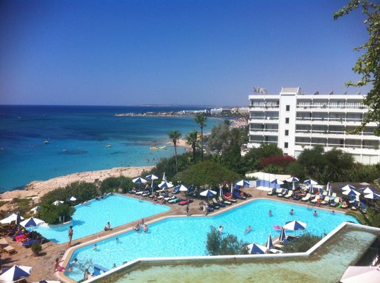 Atlantica Club Sungarden Hotel : perfect for lads holiday or romantic week in the sun