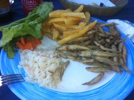 Atlantica Club Sungarden Hotel : food ok