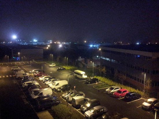 Travelodge Darlington Hotel: view from room 318 @ 22.30