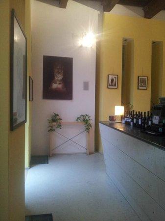 Zen Room&Breakfast: corridoio b&B