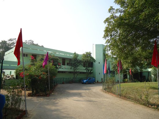 Hotel Bharatpur Ashok (Forest Lodge): Front View