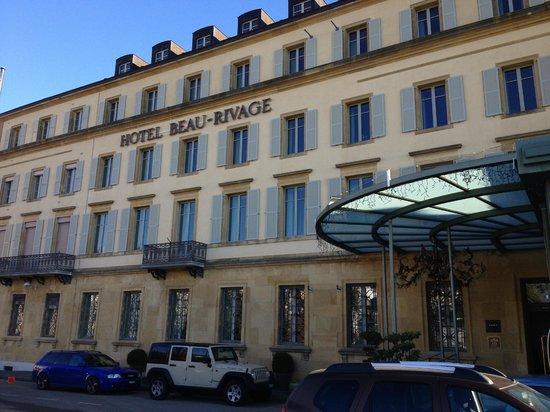 Beau-Rivage Hotel: Hôtel Beau-Rivage