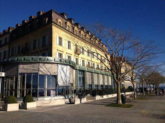 Beau-Rivage Hotel: Hôtel Beau-Rivage Neuchâtel