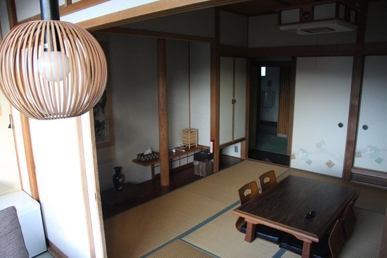 Miyajima Guesthouse Mikuniya : View of the Japanese-style room