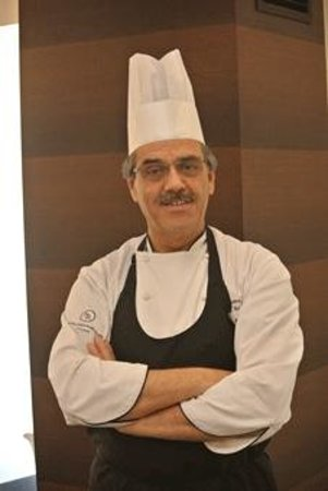 Risorgimento Resort : Lo Chef Cosimo Simmini