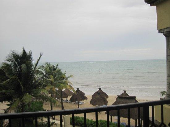 Hotel Marina El Cid Spa & Beach Resort : View of beach from 1734