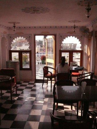 Hotel Krishna Niwas : desayuno!!!