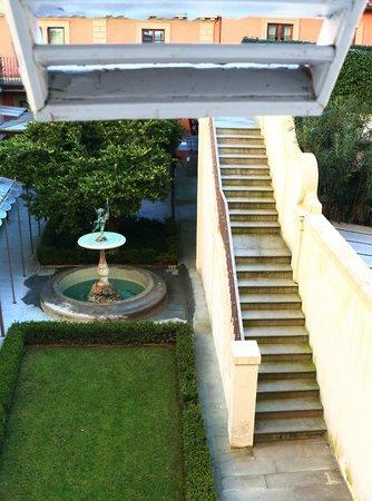 Hotel Orto De Medici: View from room