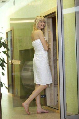 Ponteo Activity Park Rusovce : Wellness - sauna