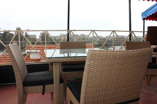 Lapalms Hotel: Rest Area