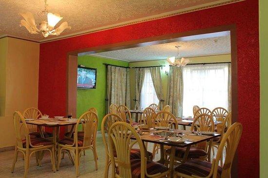 Lapalms Hotel: Interior Restaurant
