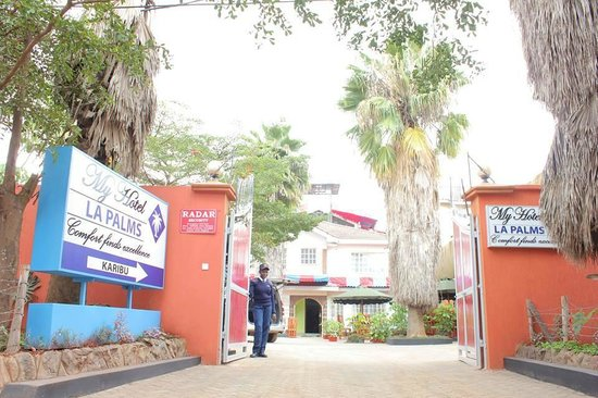 Lapalms Hotel: Tight Security and Ample Parking