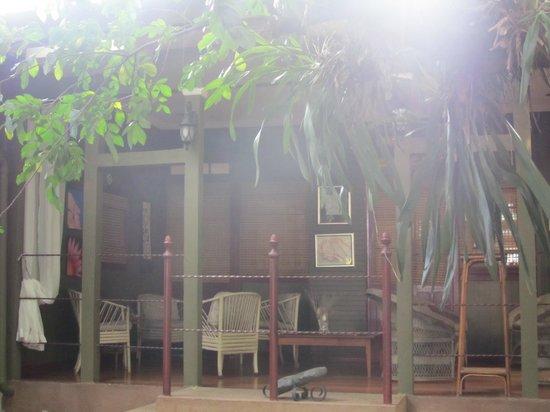 Hotel Aranjuez: Sala de estar