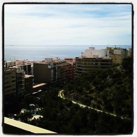 Hotel Maya Alicante: Vista dalla camera