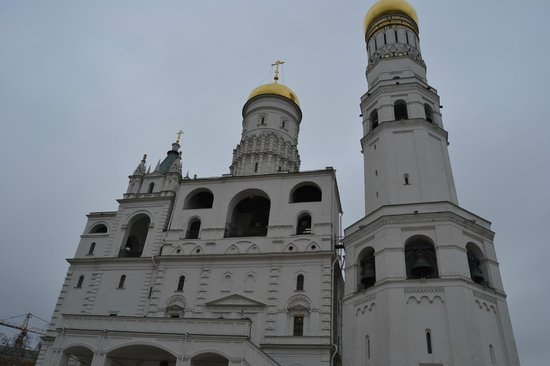 Glockenturm Iwan der Große: la torre campanaria di Ivan il Grande