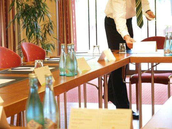Hotel & Spa Sommerfeld: Tagungsraum