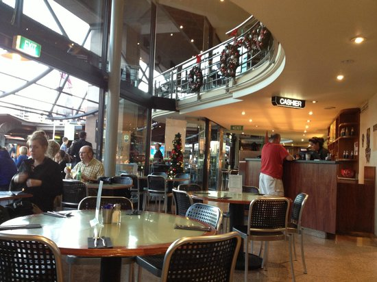 Rossini at the Quay: Interior Of Rossini Cafe