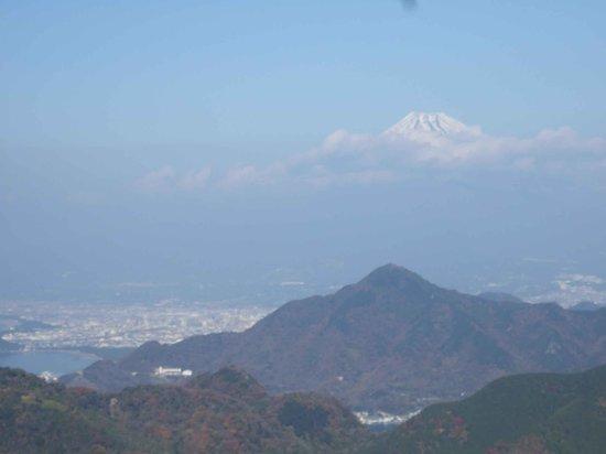 Izunokuni Panorama Park: 富士山遠望