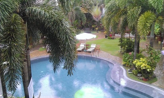 Best Western Boracay Tropics Resort: View from our room :))
