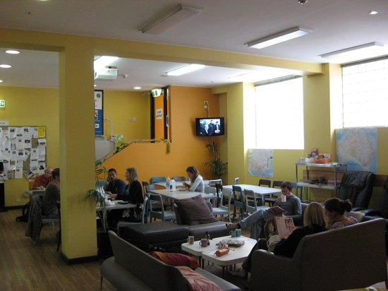 King Street Backpackers: Common Area