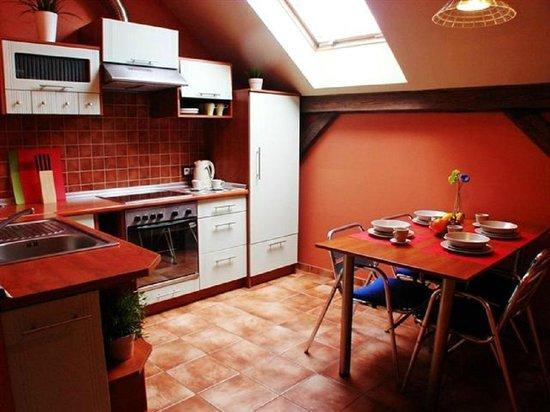 ApartmentsApart: 2Bedroom Flat Kazimierz_Kitchen