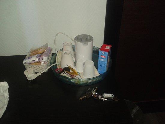 Margherita Rooms and Breakfast : piccola colazione