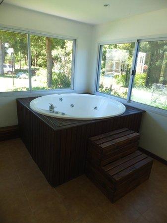 Las Lomas Suites & Spa : Jacuzzi - Spa