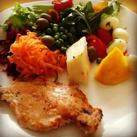 Vida e Saude Restaurante Natural: Alimentação saudável, de qualidade.