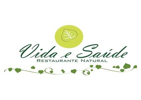 Vida e Saude Restaurante Natural: Vida e Saúde, Restaurante Natural.