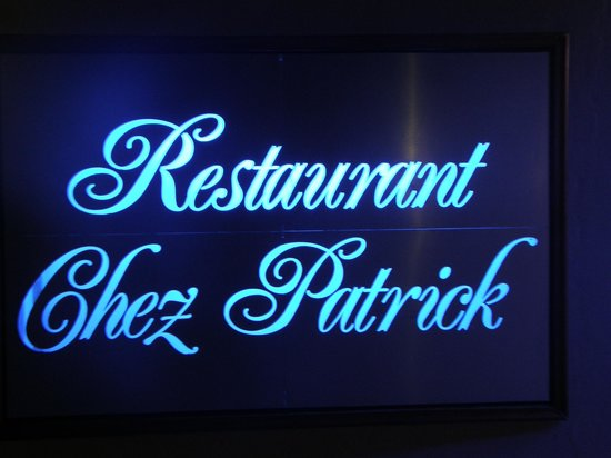 Chez Patrick: This is the place