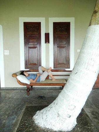 Apa Villa Thalpe: relaxing