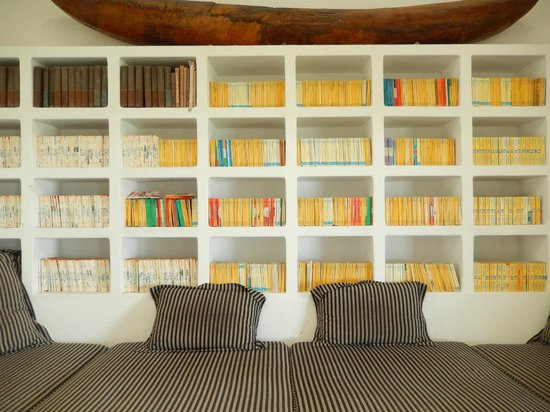 Apa Villa Thalpe : lounge area