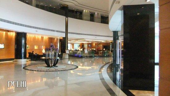 Radisson Blu Plaza Delhi Airport: Radisson Blu Plaza Delhi
