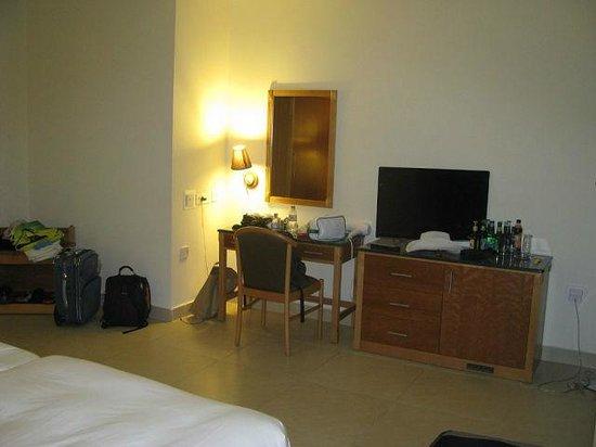 Dolmen Resort Hotel: решили заснять пока еще чисто ))