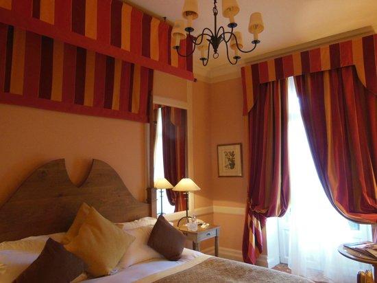 Hotel de la Cite Carcassonne - MGallery Collection : habitacion