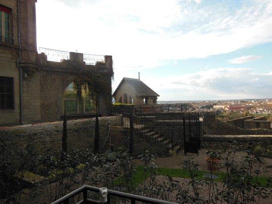 Hotel de la Cite Carcassonne - MGallery Collection : jardin