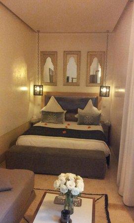 Dar 73: Dormitorio