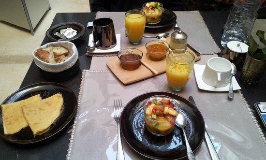 Dar 73: Desayuno