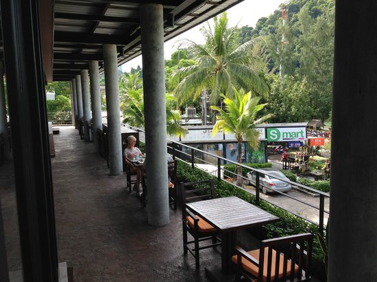 Holiday Inn Resort Krabi Ao Nang Beach: breakfast