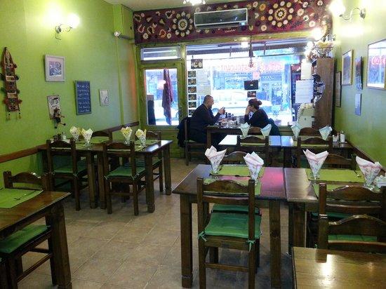 Zeytin Cafe ve Ev Yemekleri: cafe