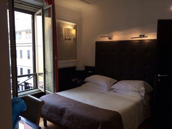 Duca D'Alba Hotel: Room 202