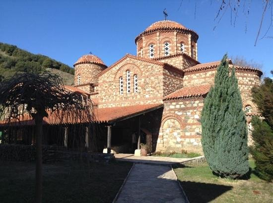 Strumica, Macedônia: The church