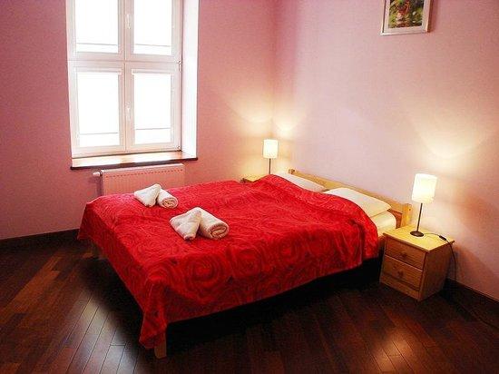 Old Town Apartments Slawkowska by ApartmentsApart: 2Bdroom Flat_Bedroom