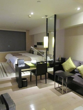 Regal Shanghai East Asia Hotel: executive floor room