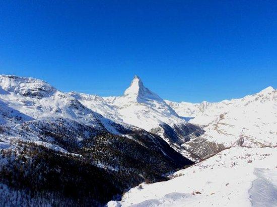 Restaurant Enzian: Matterhorn From Enzian