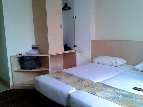 AnCasa Express @ Pudu: Room