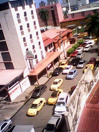 Hotel Benidorm: Vista aérea 3 piso